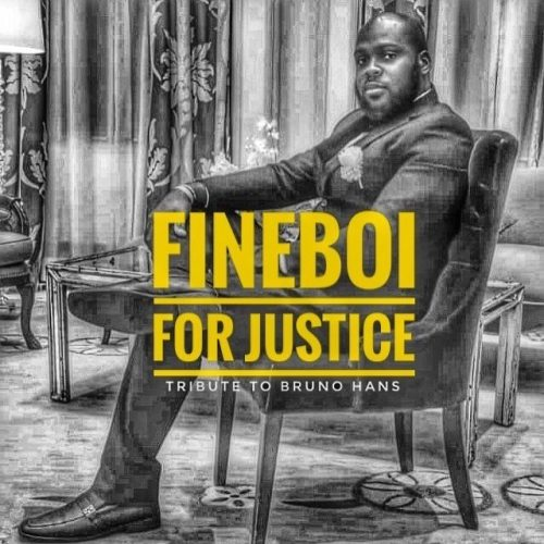 Kelly Hansome – Fineboi For Justice (Bruno Hans Tribute)