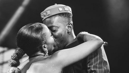 Lovely Pictures & Video from Simi and Adekunle Gold's Traditional Marriage