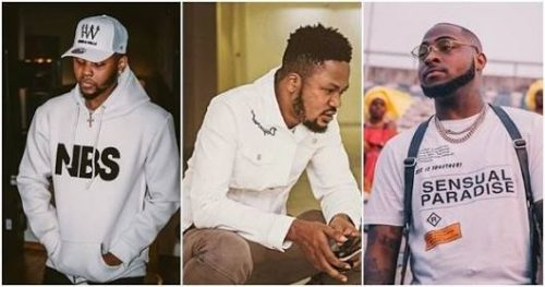Fly boi Inc boss, Kizz Daniel Fires Manager After Slap Controversy With Davido