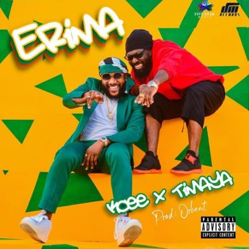 "[Video] Kcee – ""Erima"" ft. Timaya"