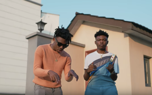 "[Video] Haekins – ""Expression (Remix)"" ft. Mayorkun"