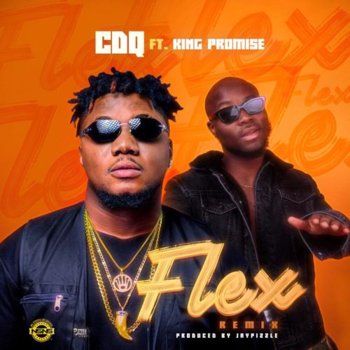 "CDQ x King Promise – ""Flex"" (Remix)"