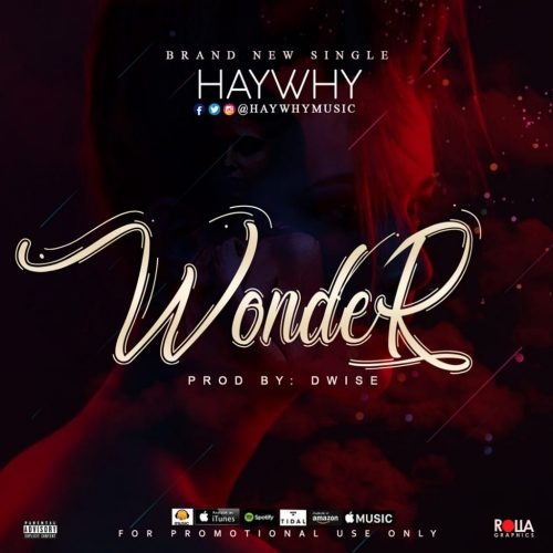 "Download Mp3: Haywhy –""Wonder"""