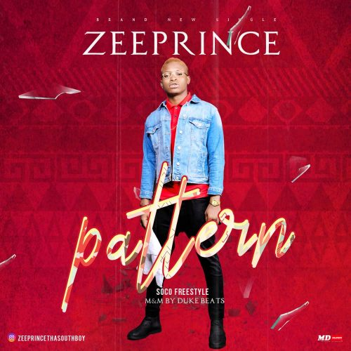 [MUSIC] Zeeprince-Pattern