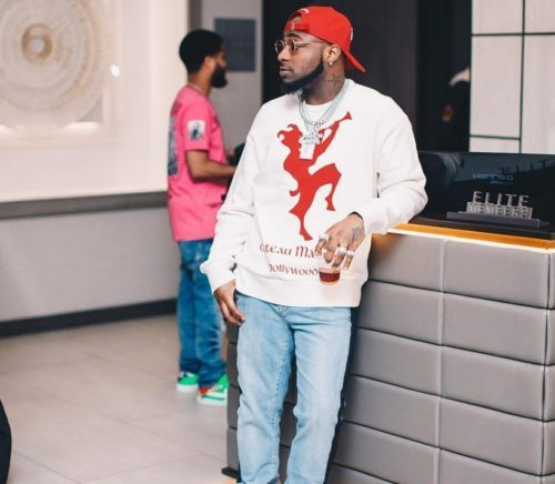 Davido Becomes First Ever African To Achieve Majestic Feat On US Radio