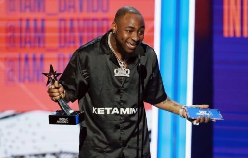 Davido Discepts Chioma And US Success On America's Shade 45's Sirius/XM Radio