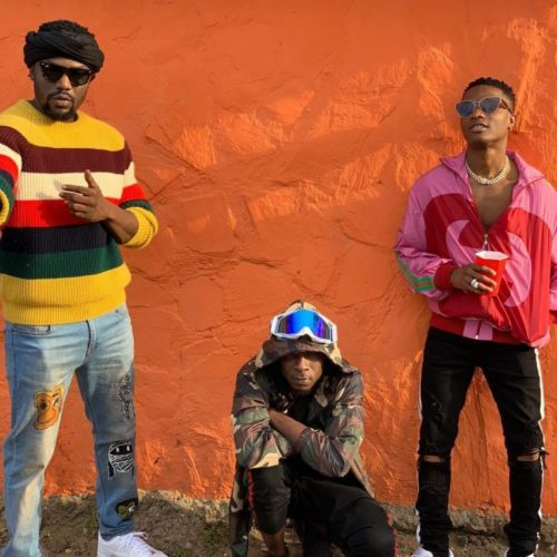 "Hot Music : R2Bees – ""Straight From Mars"" ft. Wizkid"