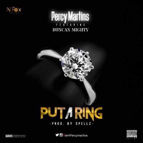 "[Video] Percy Martins – ""Put A Ring"" ft. Duncan Mighty"