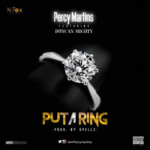 New VIDEO: Percy Martins Ft. Duncan Mighty – Put A Ring