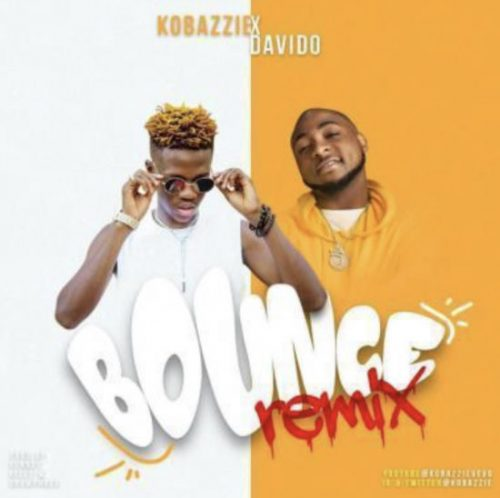 Kobazzie – Bounce (Remix) ft. Davido