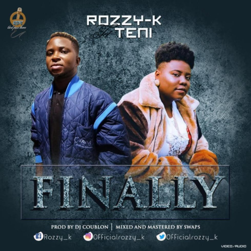 "NEW VIDEO: Rozzy-K x Teni – ""Finally"""