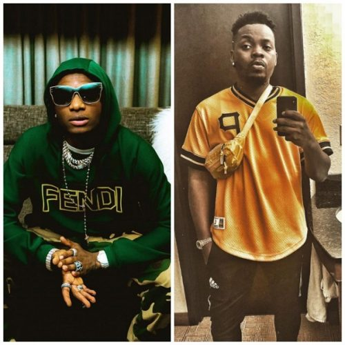 Hot Mp3: OLAMIDE FT. WIZKID – TOTORI