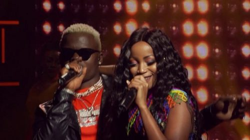 SHEEBAH & HARMONIZE – FOLLOW ME