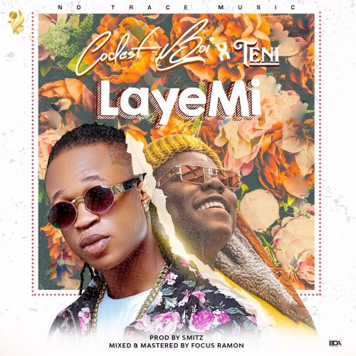 Download Mp3: Codest ft. Teni – Laye Mi