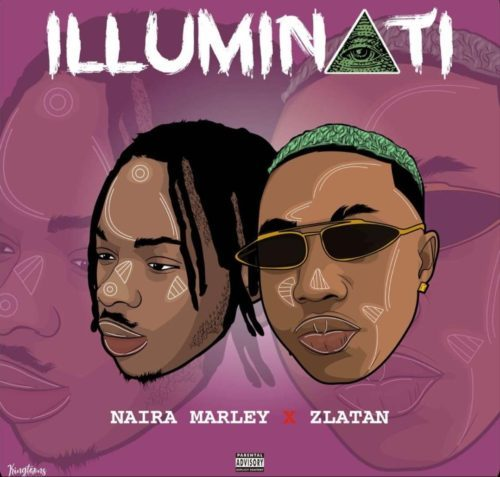 "Hot Mp4: Naira Marley x Zlatan – ""Illuminati"""