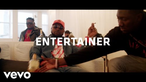 "[Video Premiere] CDQ – ""Entertainer"" ft Davido"