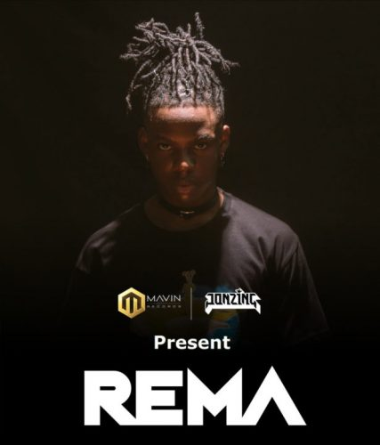 VIDEO: Rema – Iron Man