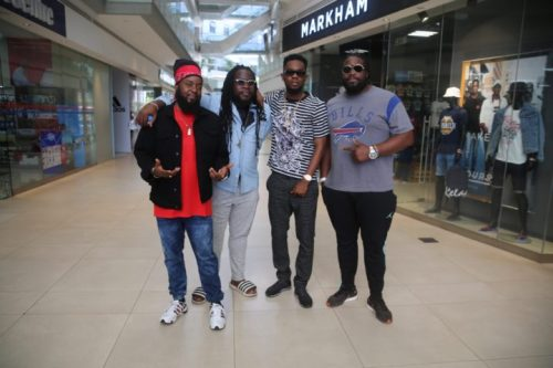 VIDEO: Morgan Heritage ft. Patoranking – Pay Attention
