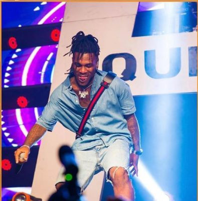 Burna Boy – Ja Ara E