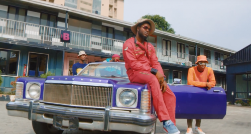 VIDEO: Yung L ft. Reekado Banks – Get Up