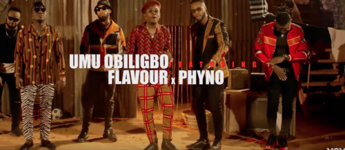VIDEO: Umu Obiligbo ft. Phyno & Flavour – Culture
