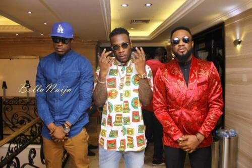 "Hot Mp3: Burna Boy x Vector x Praiz – ""No Be Water"""