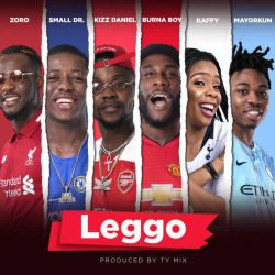 VIDEO: Burna Boy x Kizz Daniel x Mayorkun x Small Doctor x Zoro
