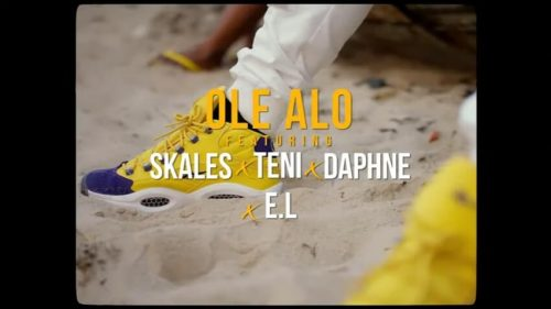 VIDEO: DJ Sly ft. Teni, Skales, Daphne, & E.L – Ole Alo