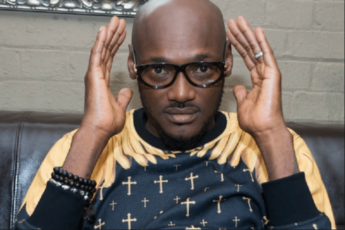Watch Moment 2face Idibia Flew To The United States To Suprise His Daughter At Her 13th Birthday Party