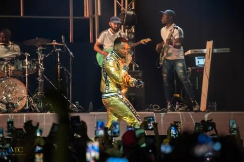 Kizz Daniel Sells Out London Concert for NBS Tour