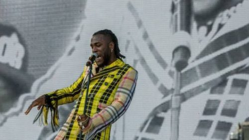 "[Video] Burna Boy – ""Killin Dem"" (Live At Coachella)"