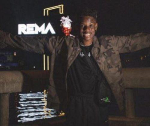 "Mavin Presents; Rema – ""Why"""