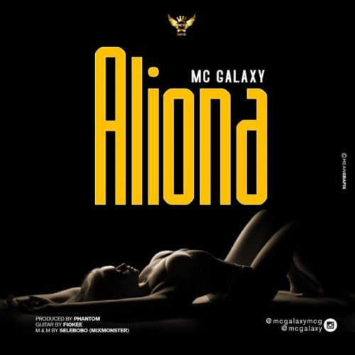 "[Video] Mc Galaxy – ""Aliona"" (Dir. By Mex Films)"