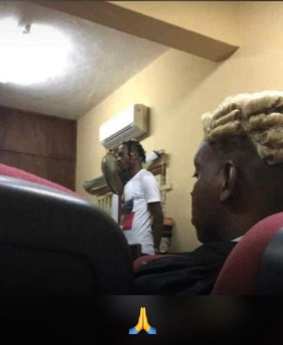 Photos Of Naira Marley In Court