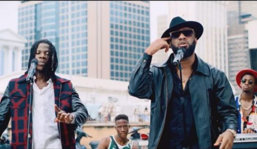 New VIDEO: Praiz Ft. Stonebwoy – Hustle