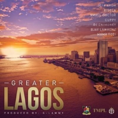 Small Doctor X Bisola X Cuppy X DJ Enimoney X Jeff Akoh X Bjay Lawrenz X Mama Tobi – Greater Lagos