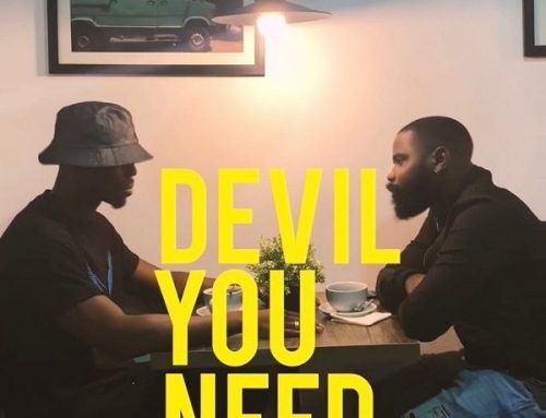 "Fresh Music : Ladipoe – ""Devil You Need"" (Freestyle)"