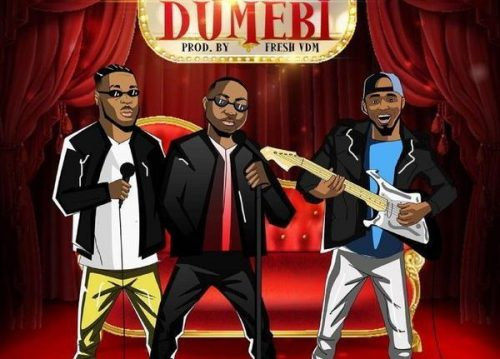 VIDEO: Fiokee – Dumebi Ft. Davido X Peruzzi X Alternate Sound (Live Version)