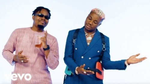 VIDEO: Danny S Ft. Olamide – Waka Jeje