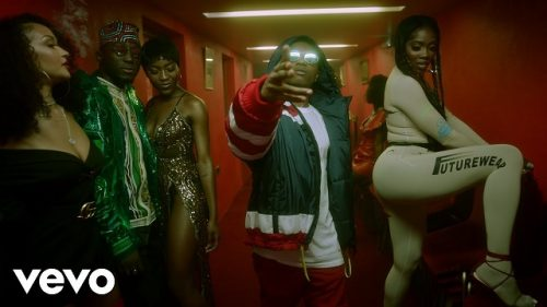 VIDEO: DJ Spinall – Dis Love ft. Wizkid, Tiwa Savage