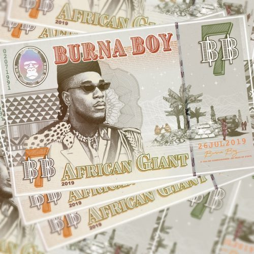 Music: Burna Boy – Destiny