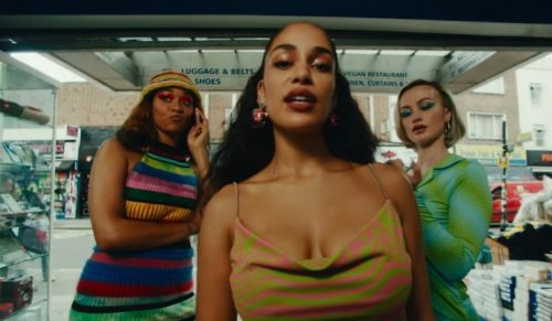 VIDEO: Jorja Smith Ft. Burna Boy – Be Honest