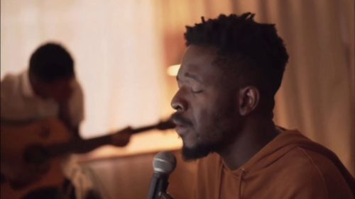 "Johnny Drille – ""Grace"" (Cover)"