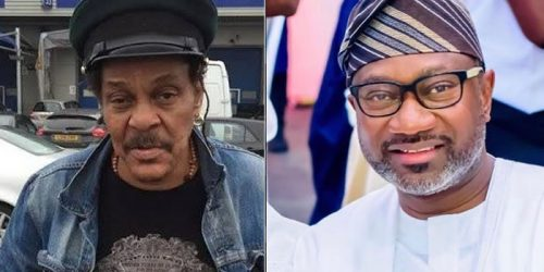 FEMI OTEDOLA TAKES OVER MEDICAL BILL OF REGGAE LEGEND MAJEK FASHEK