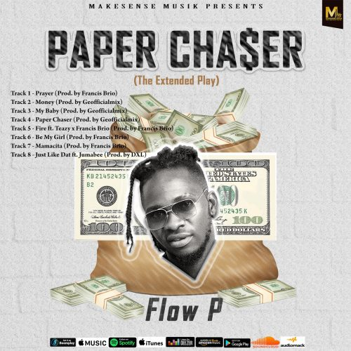 Music: Flow P – Just Like Dat ft. Jumabee (Paper Chaser EP)