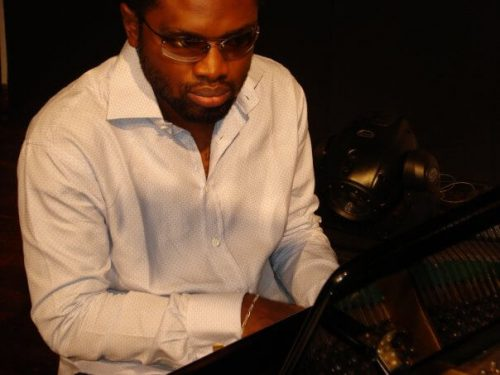 Cobhams Asuquo's Wife Reveals Their First Child Was Born Blind