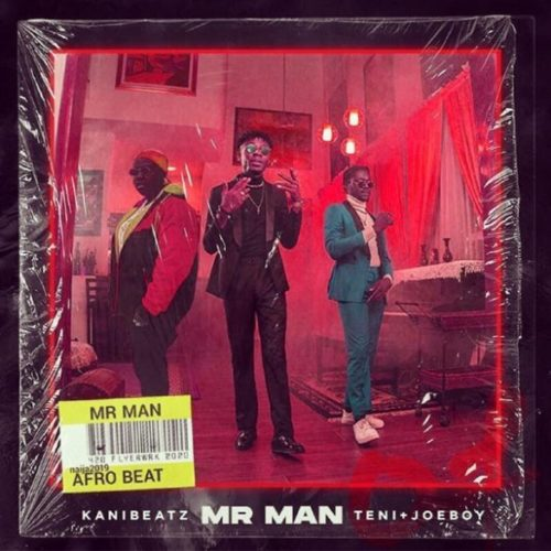 "New music : Teni x Joeboy x Kani Beatz – ""Mr Man"""