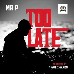 Mr P – Too Late (prod. GoldSwarm)