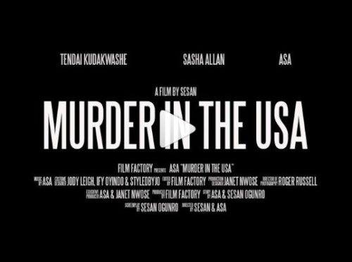 "Video : Asa – ""Murder In The USA"