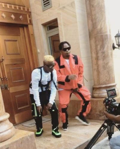 Video : Wale Turner x Olamide – Bosi